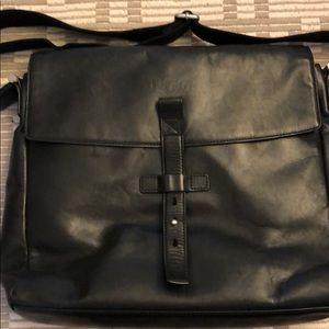 UGG leather bag